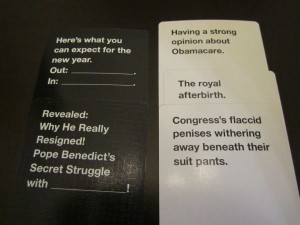 CAH Holiday BS Day 09-2
